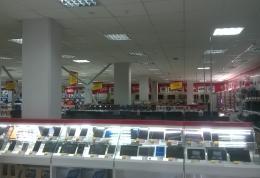 Монтаж электрооборудования магазина