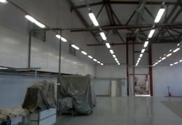 Выполнение работ по электроснабжению и электроосвещению «Завода Минеральной Воды в с. Варзи-Ятчи»