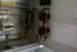 Монтаж  электрооборудования жилого многоквартирного дома