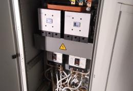 Монтаж электрооборудования восьмиэтажного АБК АО «КОНЦЕРН «КАЛАШНИКОВ»